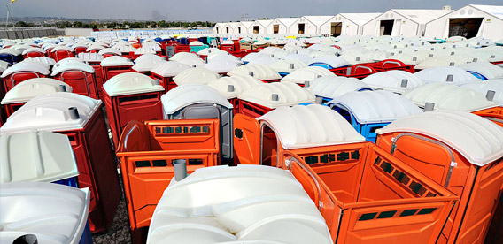 Champion Portable Toilets in San Marcos, TX